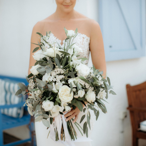 Queenstown wedding florals