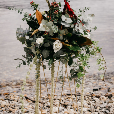 Wanaka wedding flowers