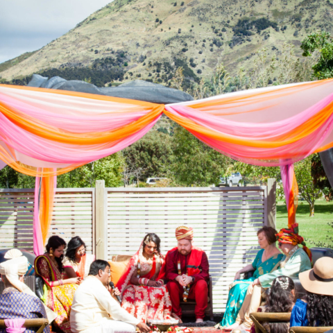 Wanaka & Queenstown wedding planner and stylist
