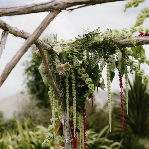 Queenstown and Wanaka wedding styling, planing and florals