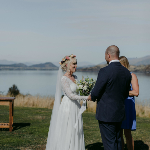 Wanaka wedding styling, planning and florals